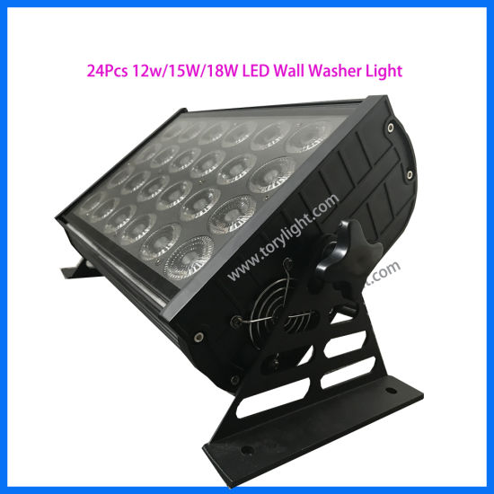 Disco Light 24 PCS DMX 512 LED Stage Washer pictures & photos