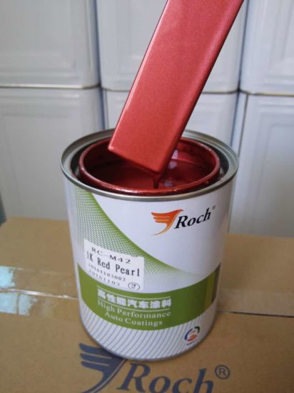 Good Metallic Effect Color Automotive Paint for Car Repair pictures & photos