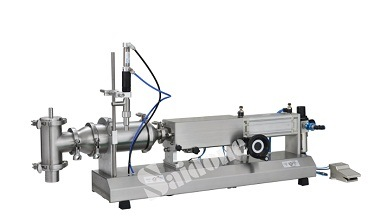 Semi-Automatic Piston Filling Machine New Design pictures & photos
