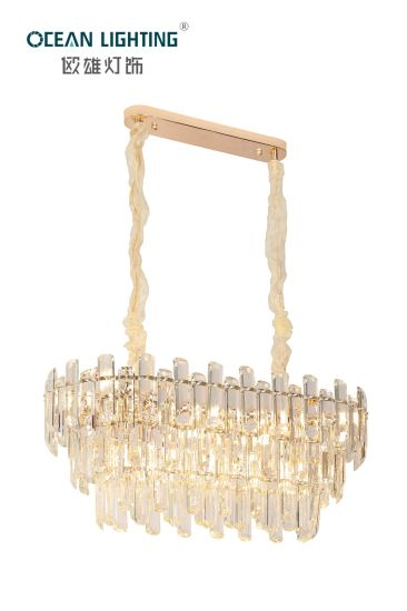 2020 Year New Crystal Chandelier, New Crystal Pendant Lamp