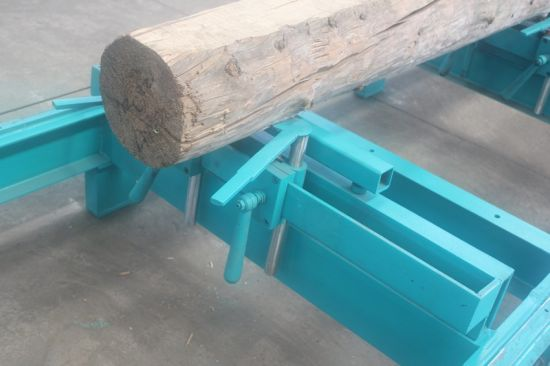 Woodworking Timber Saw Mills Horizontal Portable Band Sawmill Machine pictures & photos