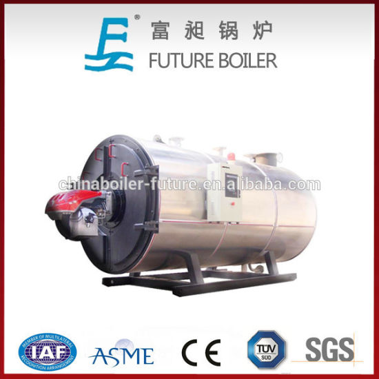 China Non-Pressure Natural Gas Hot Water Boiler - China Natural Gas ...