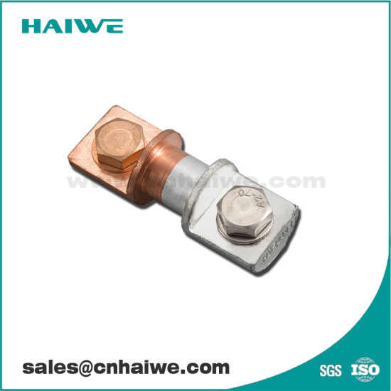 BMC Copper to Aluminum Bimetal Bolted Cable Connector