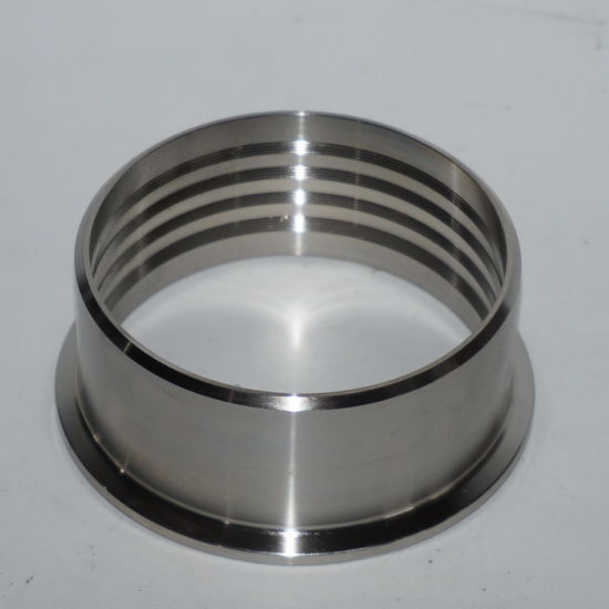 Stainless Steel Sanitary Triclamp Expanded Ferrule pictures & photos