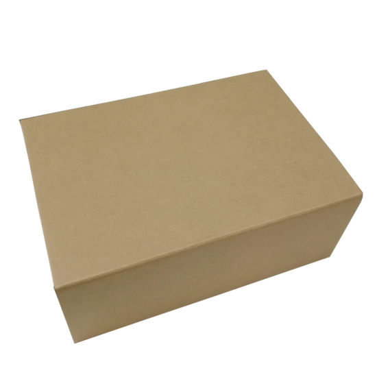 Full Color Printing Custom Corrugated Shipping Box with E Flute