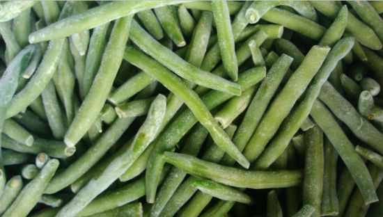IQF Whole Green Beans