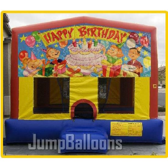 China Inflatable Jumpers For Birthday Party Moon Bounces J7081