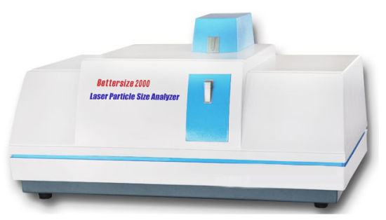 Laser Diffraction Particle Size Analyzer (Bettersize 2000) pictures & photos