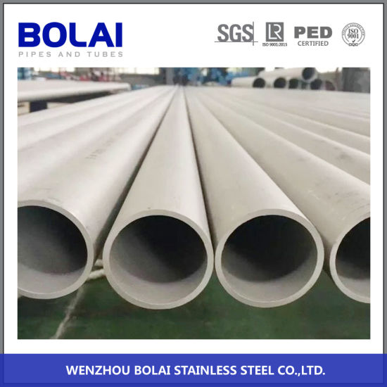 Tp321 ASTM312 ASTM213 Steel Pipe Cold Rolled Seamless Stainless Steel Pipe
