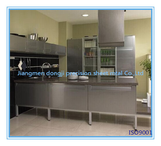 Professional China Supplier Of Stainless Steel Kitchen Cupboard With Compeive Price