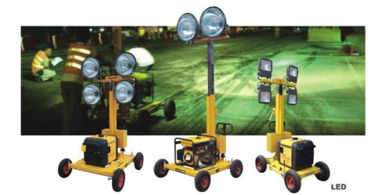 Mast Illumination Lighting for Construction pictures & photos