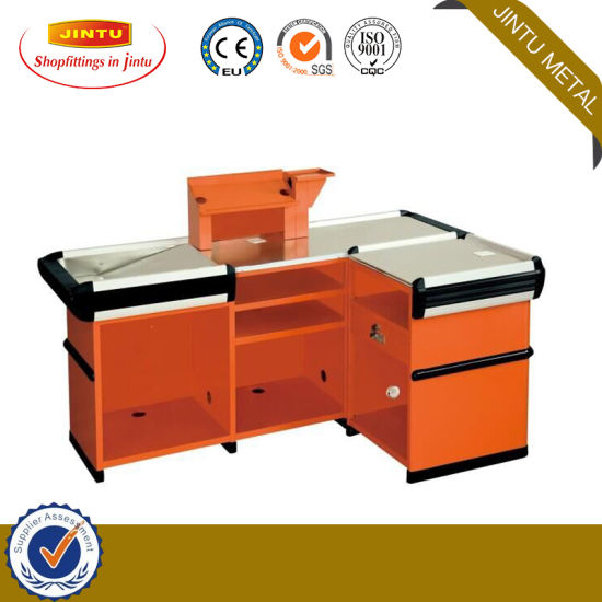 Beautiful Check out Cash Counter Table Shop Counter Design