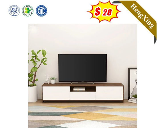 High Quality E0 Grade Particle Board TV Table Cabinet Modern Furniture Living Room