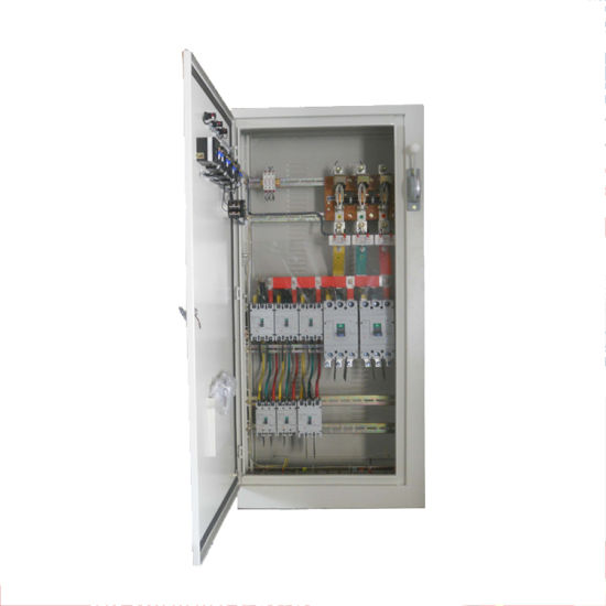 China Low Voltage Switchgear Electrical Distribution Panel Reactive Power Compensation Capacitor Cabinet With Harmonic Filter Reactor China Switchgear Cubicle