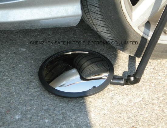 Portable Under Vehicle Search Round Mirror SA915 pictures & photos