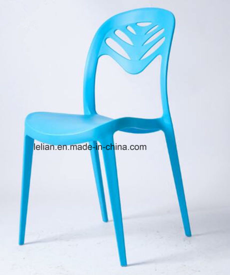China Moulded Pp Poly Chair For Home And Garden Furniture Ll 0082