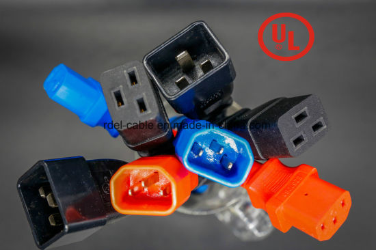 C13 to C14 Extension Lead/Cable/Cord (SAA Approved) (10A/250V) SAA pictures & photos