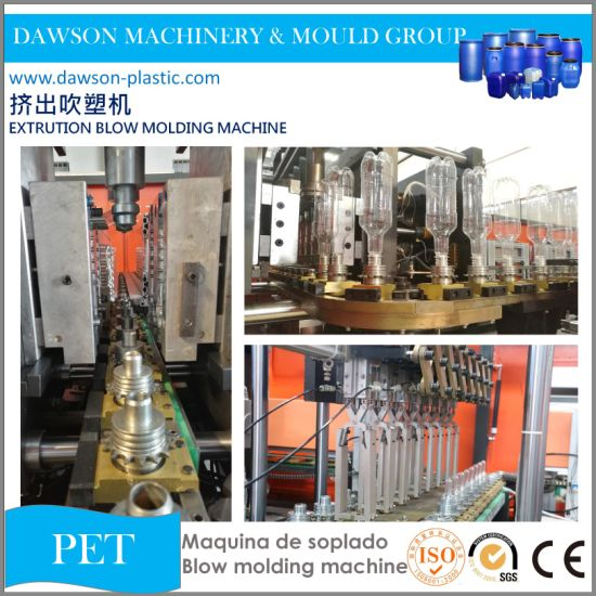 20L Pet Food Bottles High Speed Blow Molding Machine pictures & photos