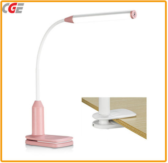 Led Reading Lamp Swing Arm Ultra Bright Clip Desk Table Light Lamps Book