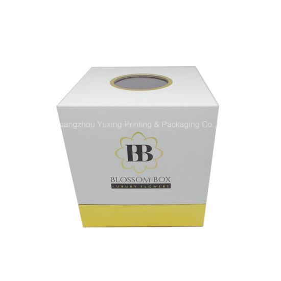 Luxury Perfume Fancy Paper Printed Packaging Box