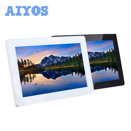 China 14 Inch Full Functions Digital Photo Frame Support Sdmmc Card