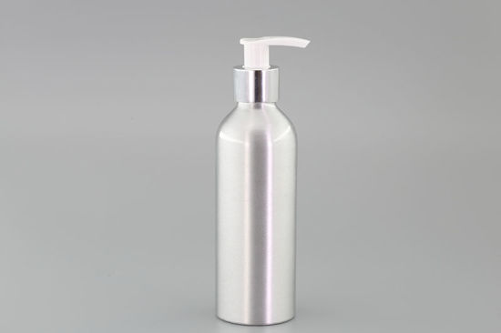 Aluminum Packing Bottle, Hair Care Oil Bottle, Aluminium Bottles Cosmetics pictures & photos