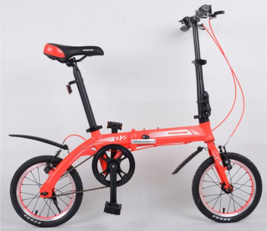 Easy Carry, Super Light Folding Bike
