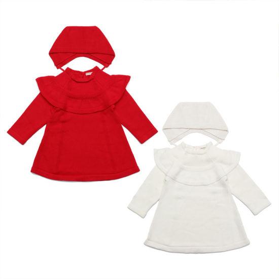 2018 Fashion Children Clothing Baby Clothes Princess Sweater Dress Children's Suit Girl Dress