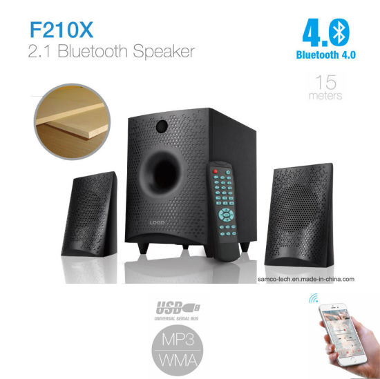 Multi-Color LED Computer Bluetooth Speaker Amazon Distributor China Supplier