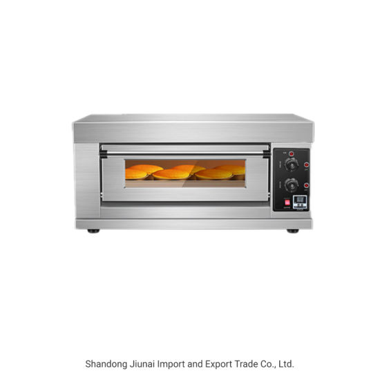 Commercial Bakery Equipment Bread Making Machine Gas Bread Baking Oven