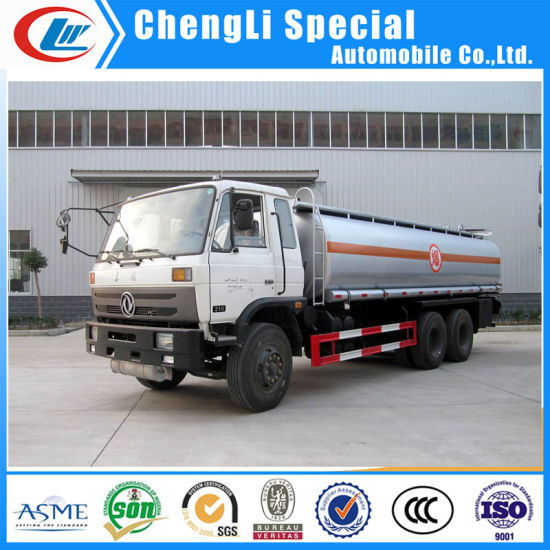 Dongfeng 15000 Gallon Fuel Dispenser Tanker Truck pictures & photos