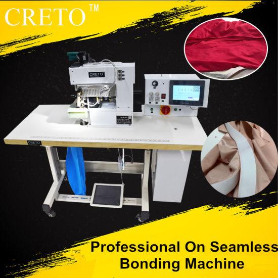 2018 Factory Clothing Seamless Adhesive Film Fusing Machine CE FDA