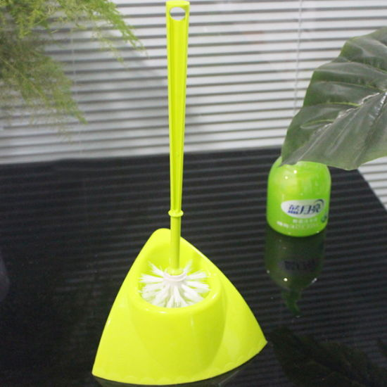Toilet Cleaning Brush for Bathroom Plastic Toilet pictures & photos