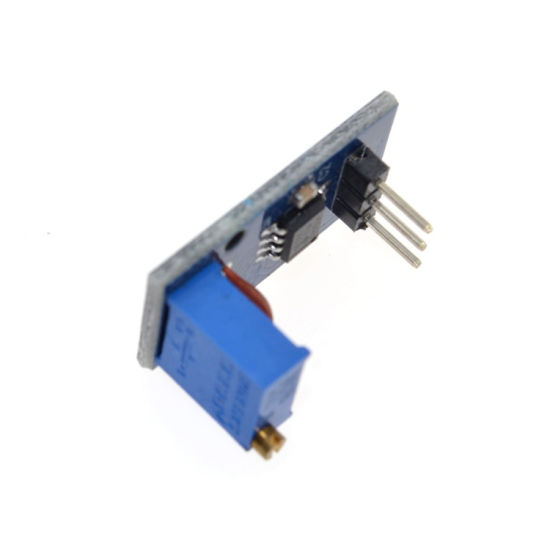 Ne555 Adjustable Frequency Pulse Generator Module for for Arduino Smart Car