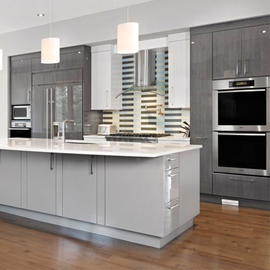 China Cheap High-Quality Termite Proof Kitchen Cabinets