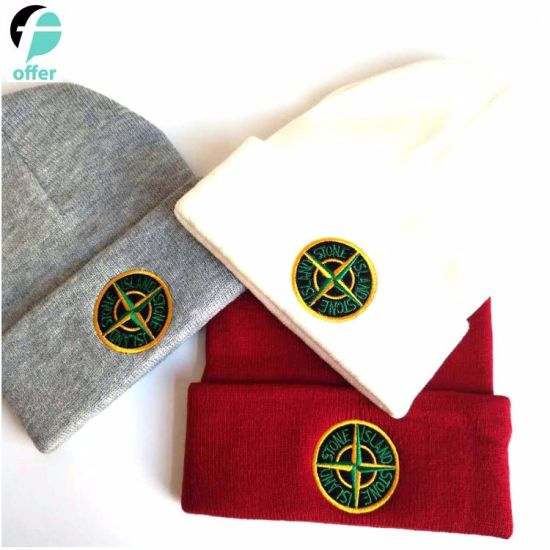 1fccd7ddf7d China Custom Embroidery (Personalized) Embroidered Name Beanie Knit ...