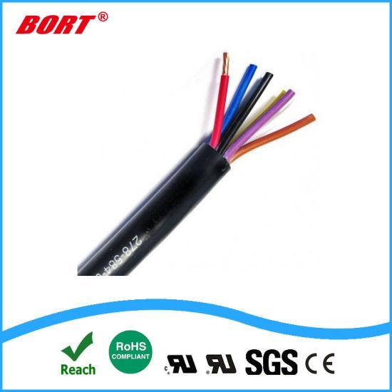 H03vvh2-F Power Cord DIN VDE 0281