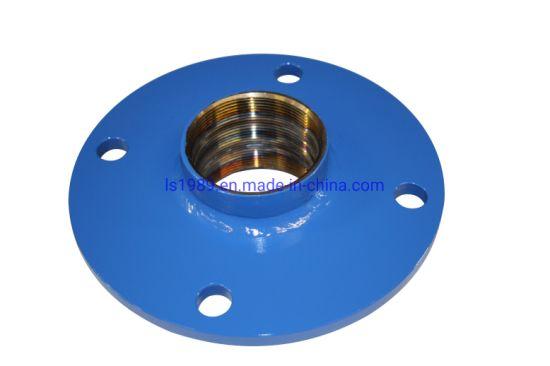 Cast Iron Pump Inlet Flange