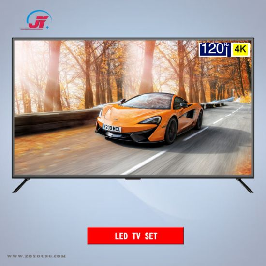 China 55inch 4K UHD 120Hz Smart LED TV (ZTC-550T9-US) - China Smart