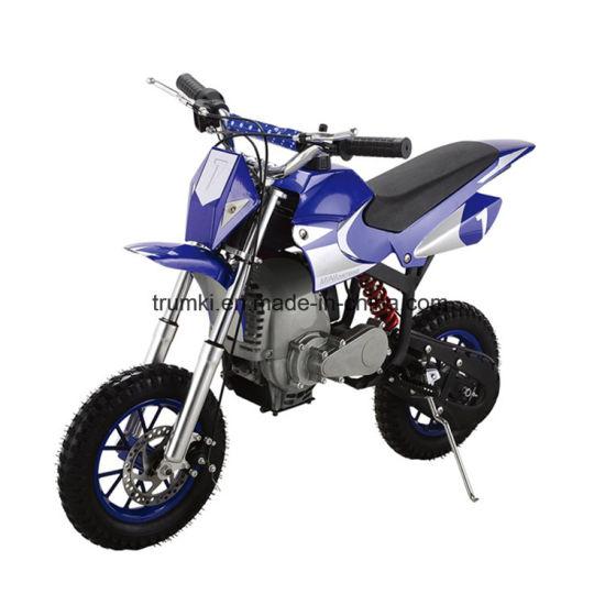 Cheap 49cc Dirt Bike 50cc Mini Motor for Boy Gifts