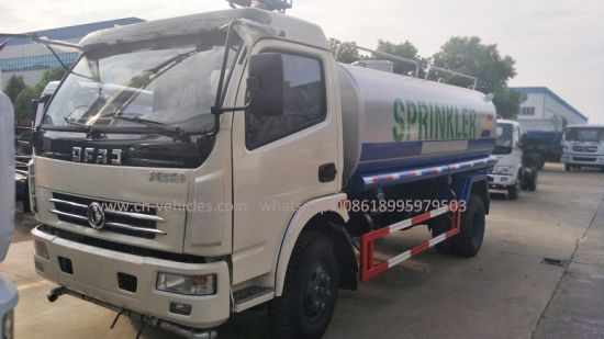 Dongfeng DFAC 4*2 3000 Gallons to 10000 Gallons Water Trucks/ Sprinkler  Truck for Sales