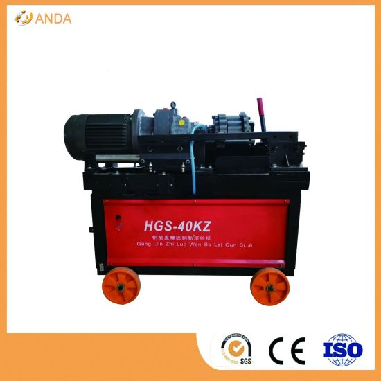 Steel Rebar Thread Machine Rolling Threading Machine Best Price pictures & photos