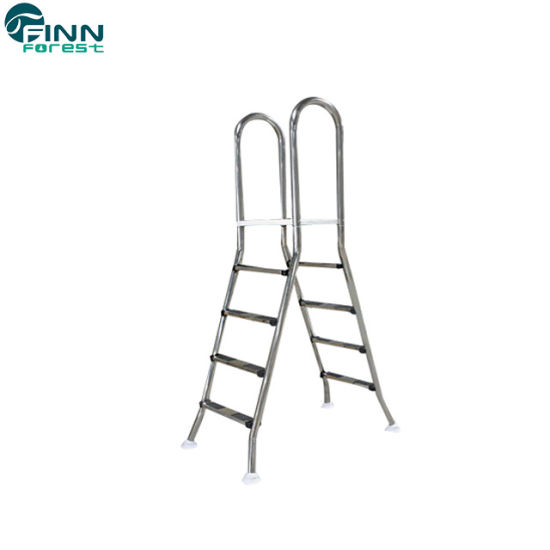 Incredible China Stainless Steel Swimming Pool Double Side Ladder With Creativecarmelina Interior Chair Design Creativecarmelinacom