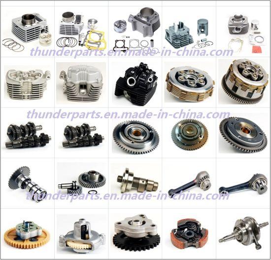 China Motorcycle Engine Parts Crankshaft For 125cc 150cc 250cc