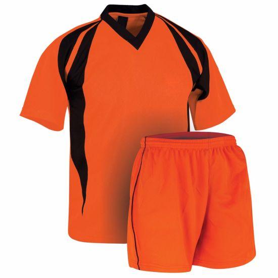 Plain Soccer Jersey Dry Fit Sublimation Soccer Uniform Customs Data
