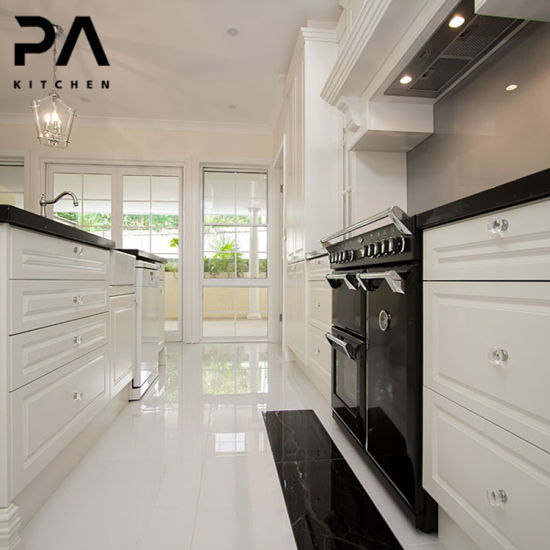 China Hot Sale Custom Luxury High End White Ash Solid Wood ...