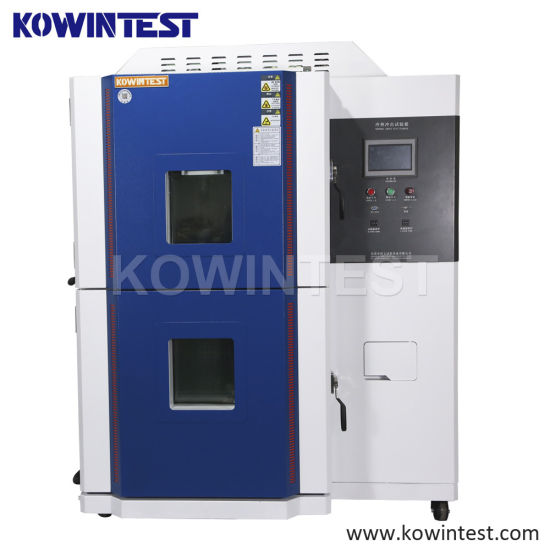 Customized Thermal Impact High Low Temperature Test Chamber with 1000L pictures & photos