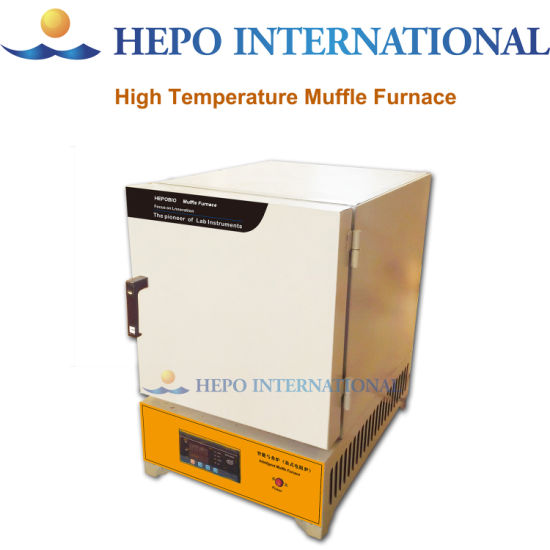 Economical High Temperature Heating Firebrick Muffle Furnace (HP-MF16) pictures & photos