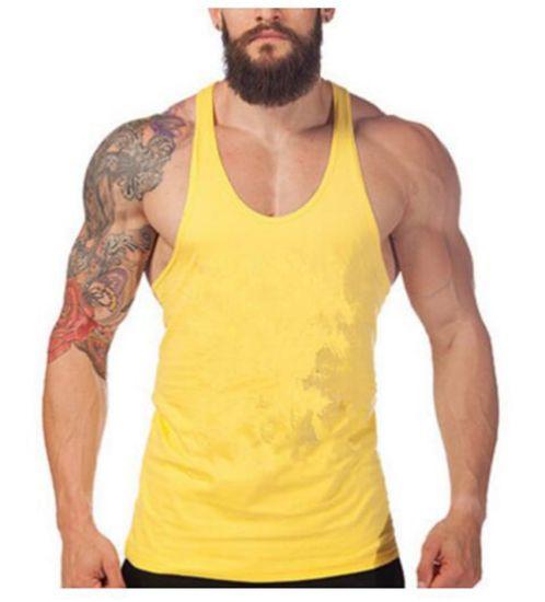 dbea995036f9e6 China V Neck Sweater Vest Wholesale Tank Top Men Gym Custom - China ...