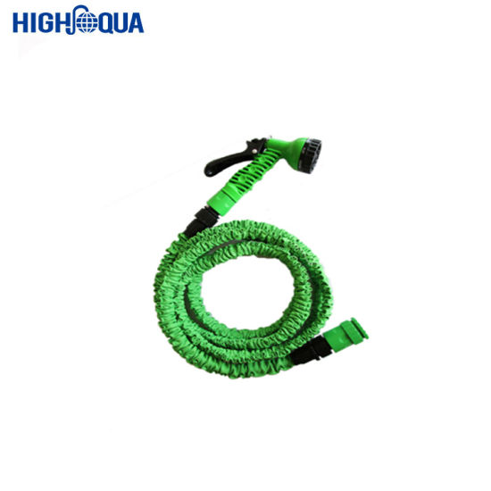 Latex Inner Tube Expandable Magic Flexible Garden Hose to Watering